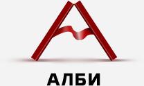 logo Алби