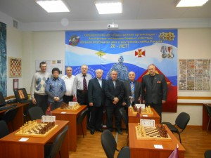 II турнир Ассоциации по быстрым шахматам 21.02.2014 г