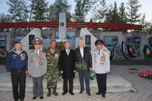 Автопробеги Красноярского регионального отделения
