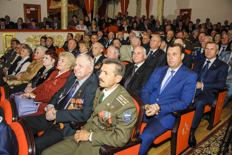 Отчет о проделанной работе Краснодарского краевого отделения Ассоциация ветеранов боевых действий ОВД и ВВ России