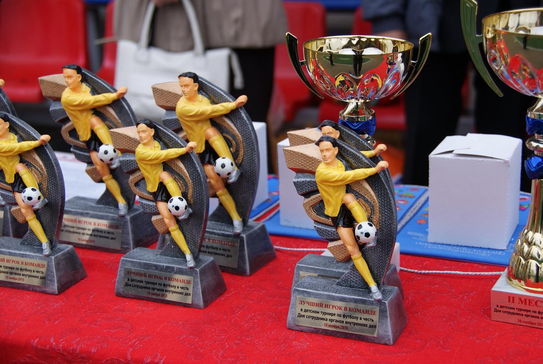 7-8 ноября 2015 года состоялся традиционный детский футбольный турнир