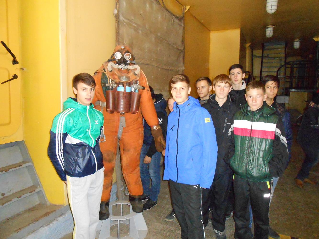 Экскурсия в учебные заведения Севастополя