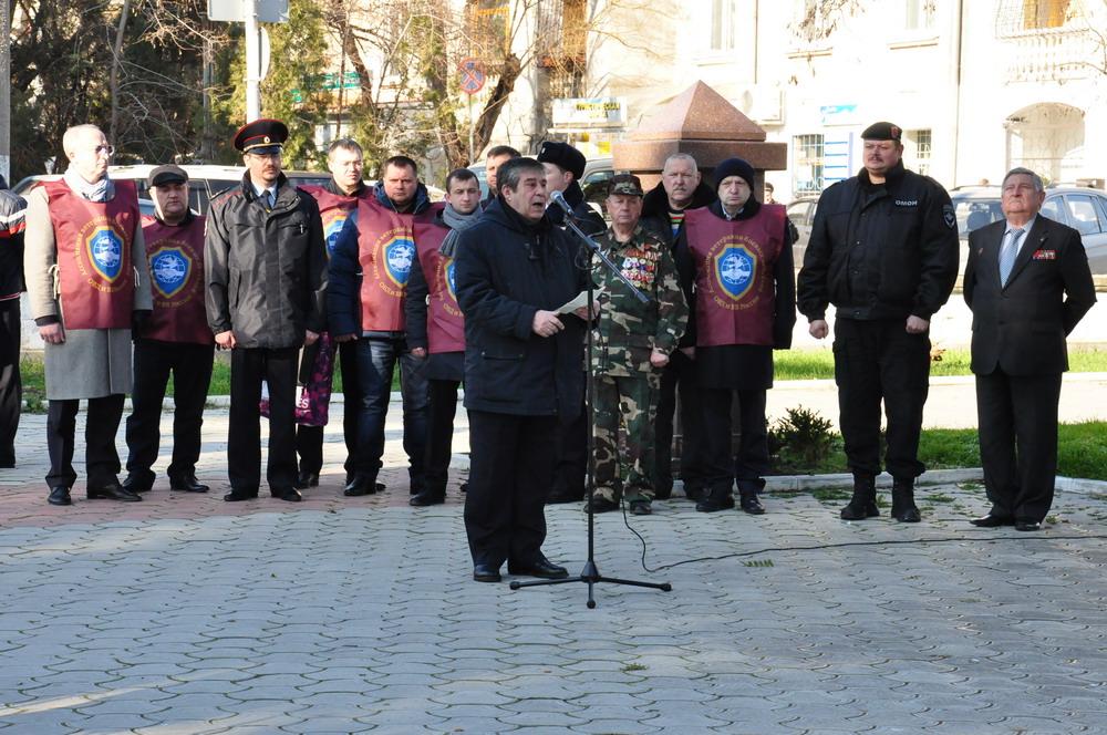 """Акция """"Живая память Победы!"""" в Городе-Герое Севастополе"""