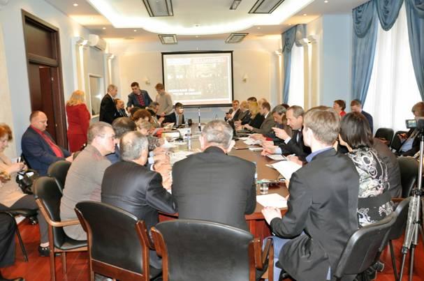 1 апреля 2016 года состоялось собрание союза НКО